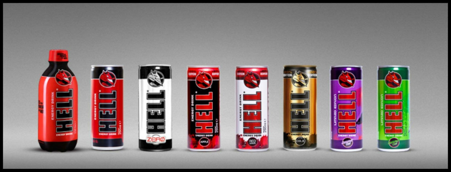 Hell Energy Drink Turco Group G M B H