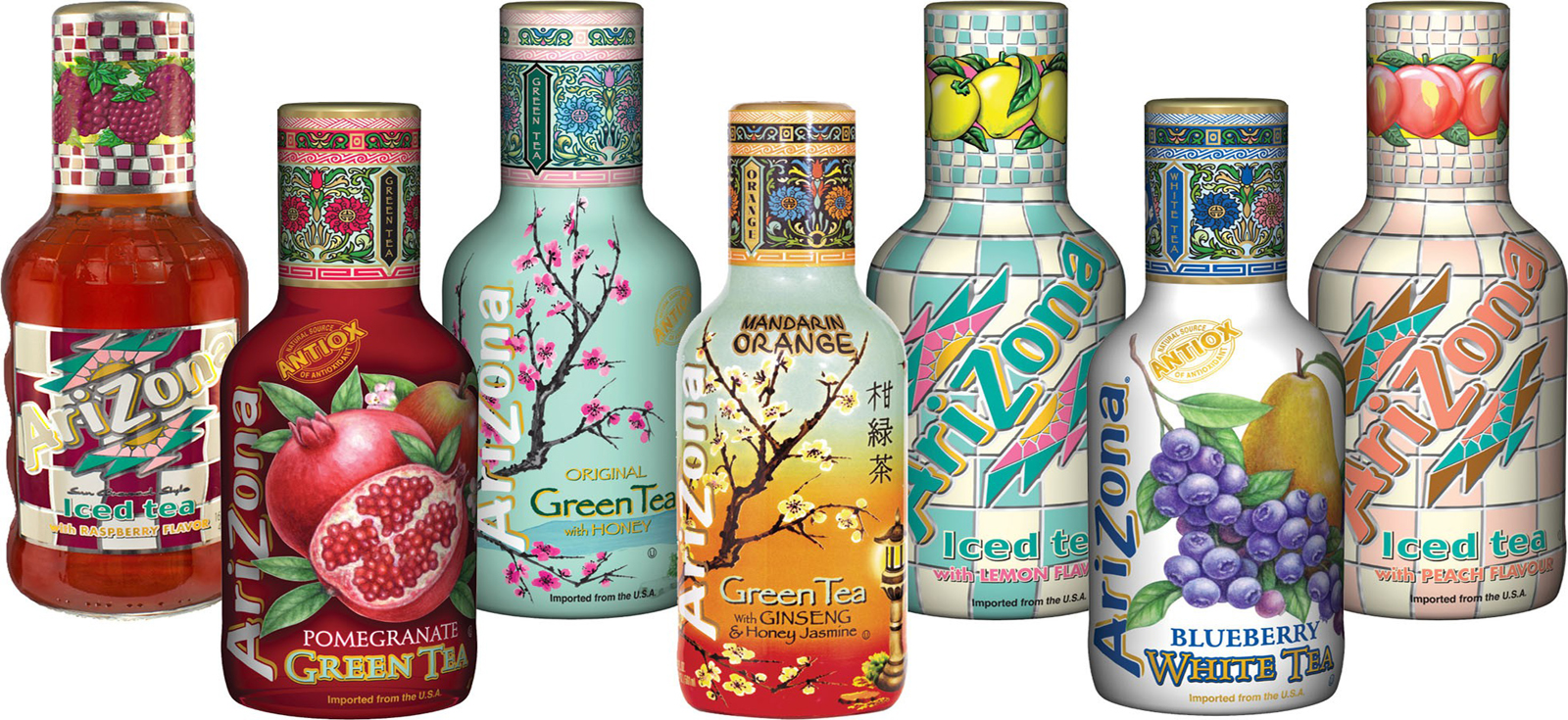 Arizona Green Tea Energy Drink